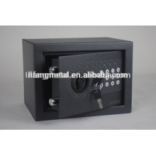 2014 TOP NEW design CHEAP mini safe box with combination code and cheapest price