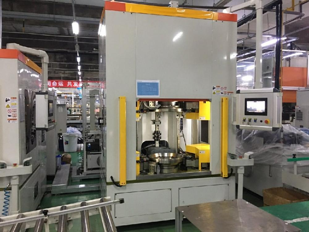 Laser Welding Line For Wm Drum Machine