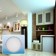 Nouvelle lumière ronde de COB de couleur de double conception avec ce RoHS