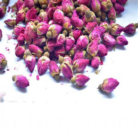dried rose buds for tea