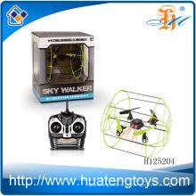 Heißer Verkauf, der rc quadcopter Installationssatz, Mini rc Eindringling ufo fliegende quadcopter H125204 klettert