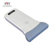 Newest Color Doppler Super Width Linear Probe Portable Wifi Wireless Ultrasound For Breast