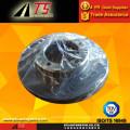 Disque de frein en Chine disque de frein à disque de rechange automatique G3000 fonte de fer gris