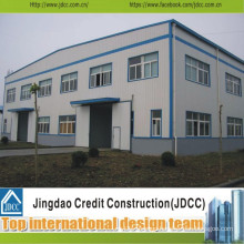 High Quality Steel Structural Building Warehouses Jdcc1012