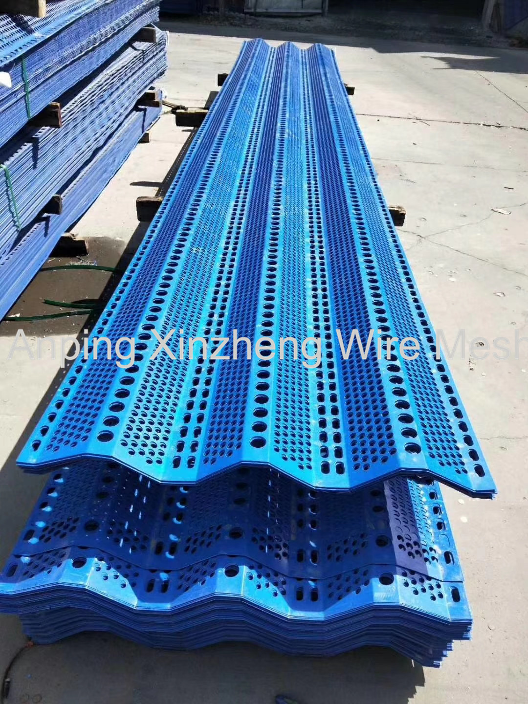 Perforated Metal Mesh Color