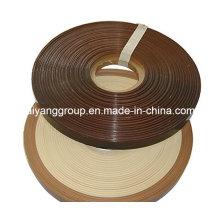Fabricación de muebles de grado de borde de PVC Banding / Lipping para la decoración