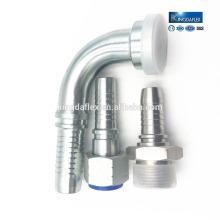 Corrosion Resistant Hydraulic Hose Crimping Machine Used Hydraulic Ferrule & Fittings