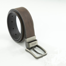 Mens Classic Genuine Cow Leather Jean Belt
