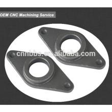 Потерянная пенная отливка_LFC_Solid casting Mining Machinery Parts