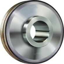 Découpeuse diamantée pour industrie de turbine pour arbre de rotor