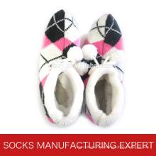 Women′s Home Floor Shoe Sock