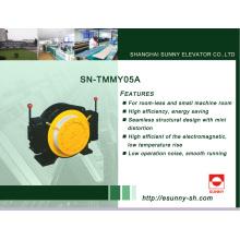 Высококачественная тяговая машина лифта (SN-TMMY05A)