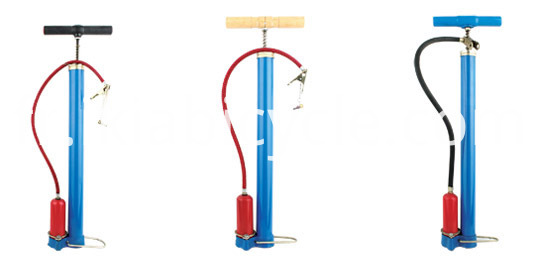 various bicycle pump