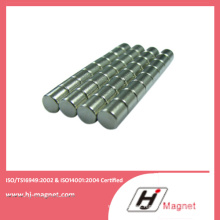 N42 Strong Rare Earth Permanent Disc Neodymium Magnets