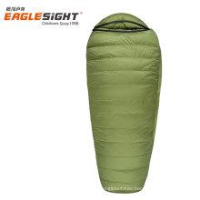 Extra Wide 4 Season Extra Warm Single Mummy Goose Down Sleeping Bag Winter Sleeping Bag Camping Hiking Backpacking