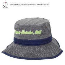 Хлопок Ведро Шляпа Хлопок Рыбалка Шляпа Рыбак Шляпа Ведро Рыбак Шляпа Досуг Шляпы Покрашенный Пигмент Промывают Шляпу