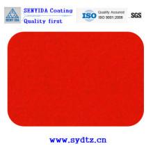 Peinture de revêtement en poudre (rouge)