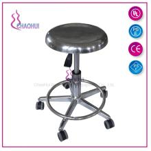 Stainless steel master chair