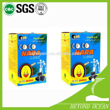 cheapest shisha charcoal natural round