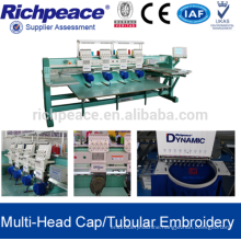 Computerized Precise Stitch Embroidery Machine For Hat T-shirt