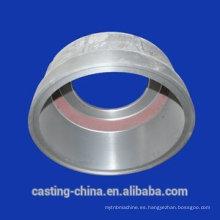 fundición de anillos de rueda de tractor de hierro fundido