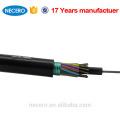 12-ти жильный кабель GYTS для телекоммуникаций
