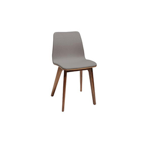 Zeitraum stoppad Morph Suede Dining Chair