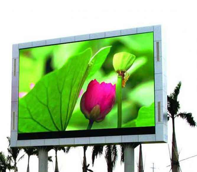 RGB High Brightness Waterproof P16 RGB LED Display