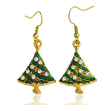 Christmas Jewelry/Christmas Earring/Christmas Tree (XER13374)