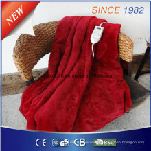 Approbation chauffante Quilt-ETL Electric Throws for USA, Canada Market