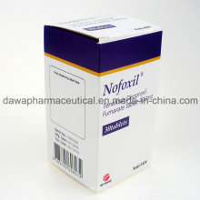 Medicamento anti-VIH Tenofovir Disoproxil Fumarate Tablet