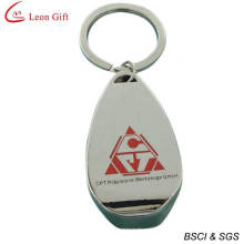 Hot Sale Sublimation Bottle Opener with Keyring (LM1386)