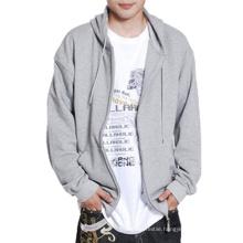 Elongated Fitness Slim Fit Sport Wholesale Suit Sweatshirt
