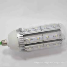 Fabricante profesional lámpara de maíz AC100-240v llevó e40 llevó la lámpara 40w
