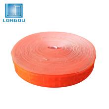 Bleu orange reflektierende elastische Rollband Edmonton für Kleidung
