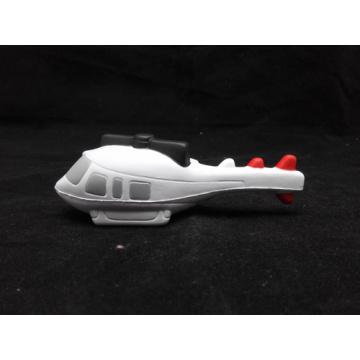 Custom Whirlybird PU Soft Foam Toy