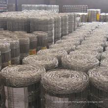 heavy zinc coating galvanized field farm fence