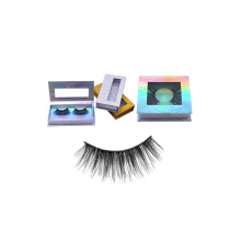 5D07 Packaging Silk Eyelashes Suppliers Private Faux Mink Eyelashes