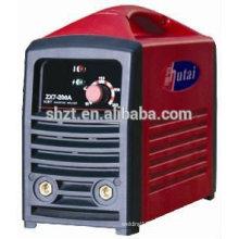 Portable inverter IGBT plastic cover cheap Arc stick welding machine MMA 200