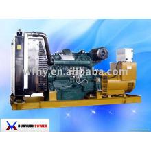 Открытый тип дизельный генератор 250KW Powered by Wudong Engine