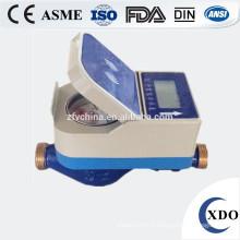 Usine de compteur d'eau pure intelligent de prix IC card, compteur d'eau intelligent, compteur d'eau carte IC