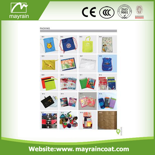 Colorful Safety Bags