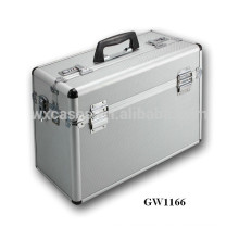 strong&portable aluminum travel suitcase from China factory hot sales