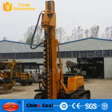 crawler type guardrail pile driver for sale