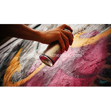 Grafiti Arte Spray de Pintura