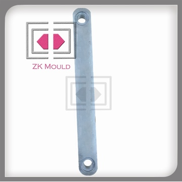 0.01 precision aluminum die casting hosiery machinery parts