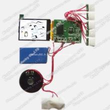 Module vidéo, module vidéo LCD, module de brochure vidéo