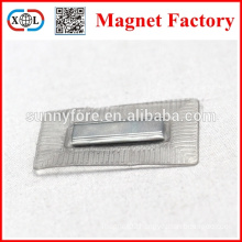 cheap price sew in magnets pvc for clothing