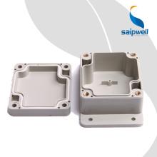 SP-F20-2 63 * 58 * 35mm Boîte de jonction étanche IP65 avec oreille En Gros Usine Meilleur Prix ABS En Plastique Projet Électronique Boîte