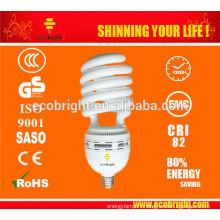 CHAUD! LAMPE ÉCONOMISEUSE D'ÉNERGIE SPIRALE 17MM 150W 5500K ÉCLAIRAGE DE STUDIO 10000H CE QULITY
